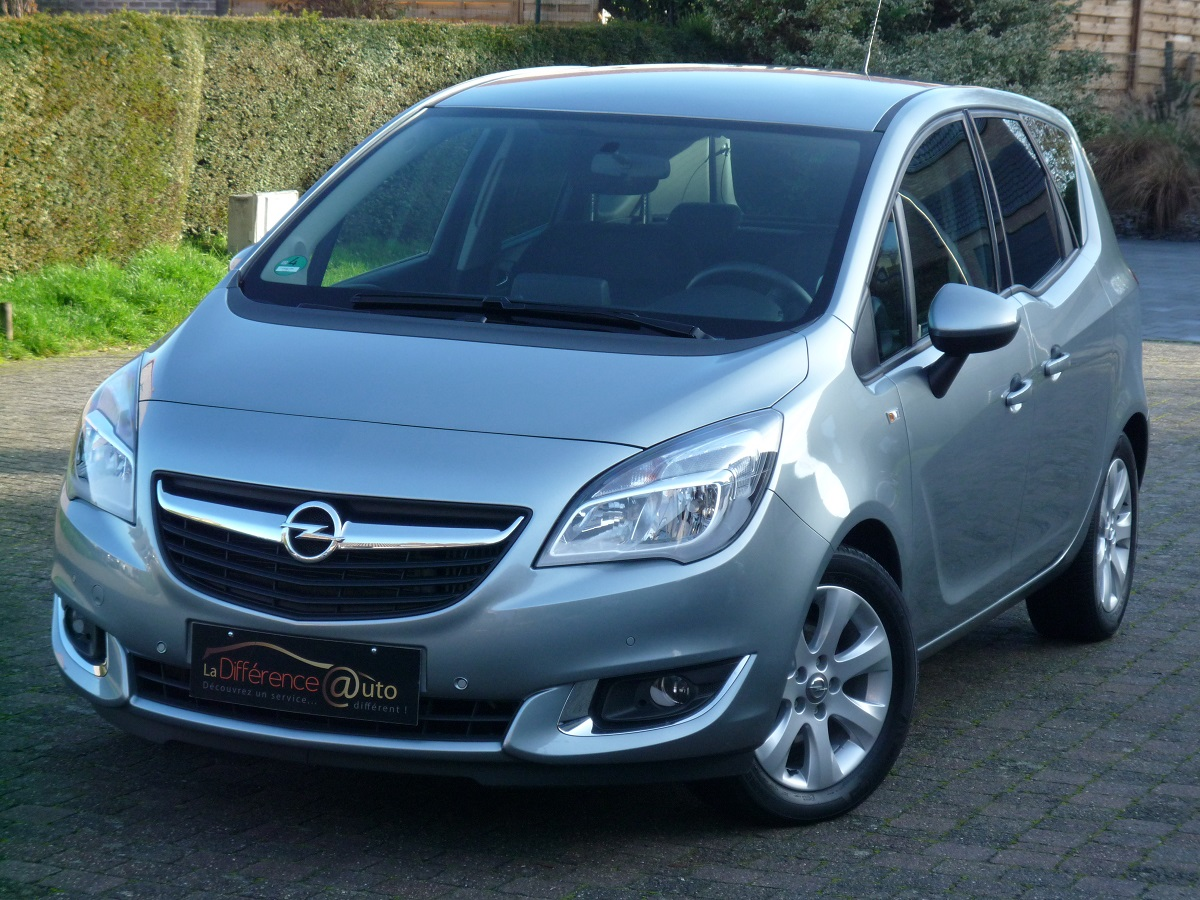 Opel Meriva 1.4i Turbo